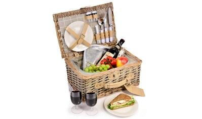 SÄNGER Picknickkorb »Amrum«, (13 St.) kaufen