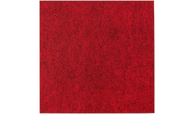 Andiamo Teppichfliese »Skandi Nadelfilz«, rechteckig, 4 mm Höhe, 50 Stück (8 m²), selbstklebend, für Stuhlrollen geeignet kaufen
