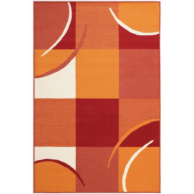 Teppich, »Marco«, THEKO, rechteckig, Höhe 6 mm, maschinell getuftet