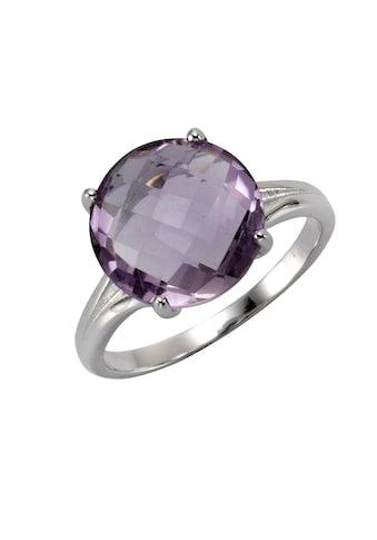 Zeeme Ring »925/ -  Sterling Silber rhodiniert Amethyst« kaufen