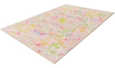 calo-deluxe Teppich »Arto 4458«, rechteckig, 9 mm Höhe, Kurzflor, Wohnzimmer kaufen