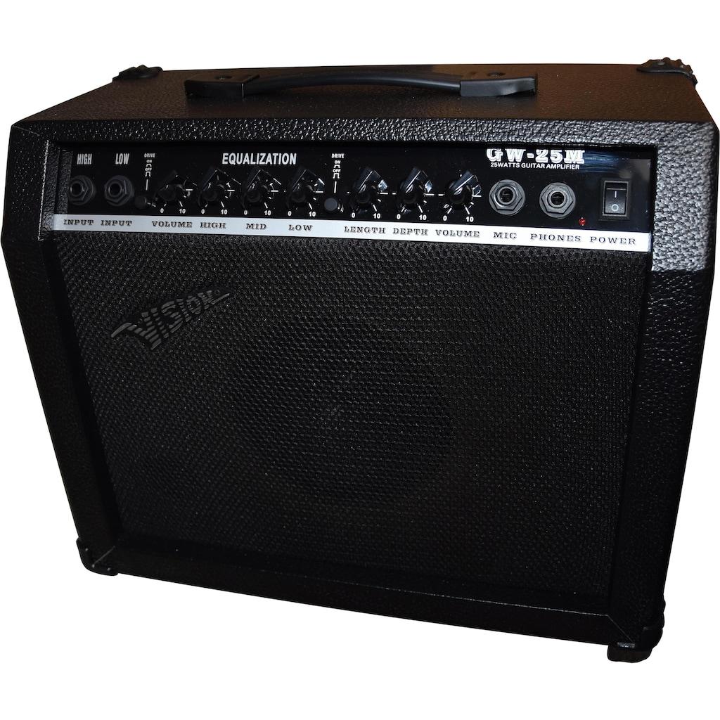 Verstärker »MSA - GW 25 M«, für Gitarren