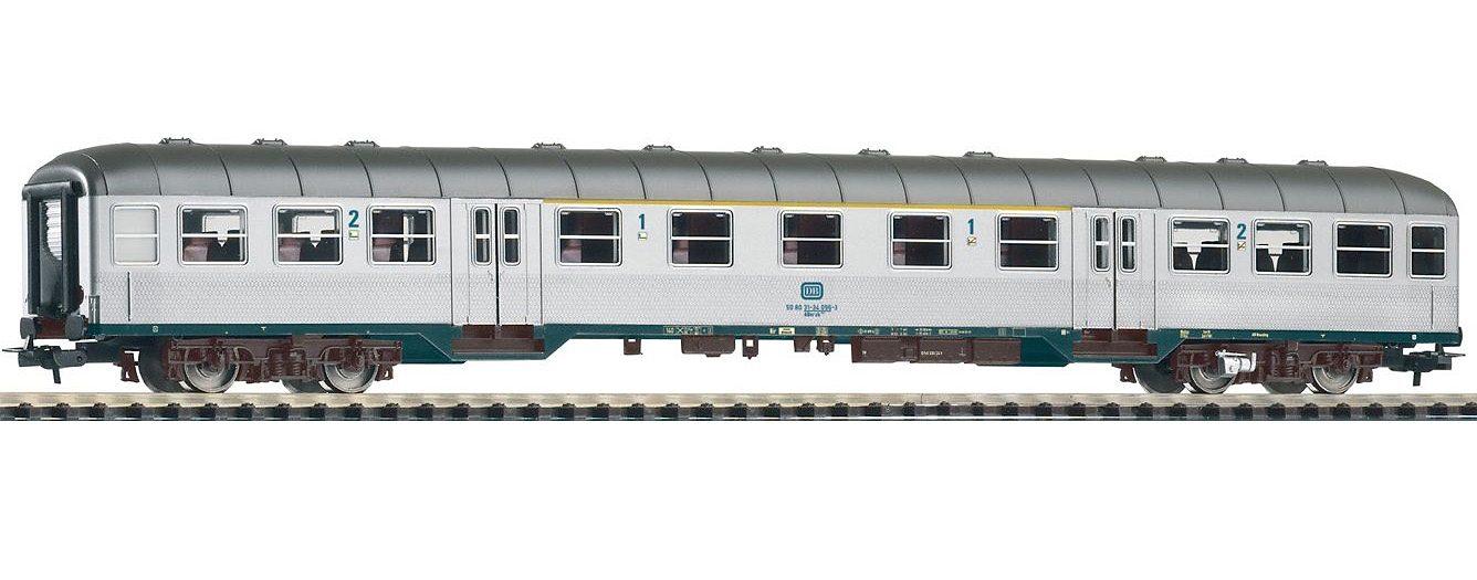 PIKO Personenwagen Nahverkehrswagen 1./2. Klasse ABnrzb704, DB, Spur H0
