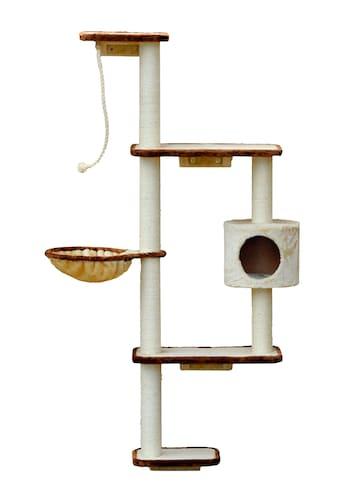 SILVIO design Kratzbaum, hoch, BxTxH: 90x30x172 cm, zur Wandbefestigung kaufen