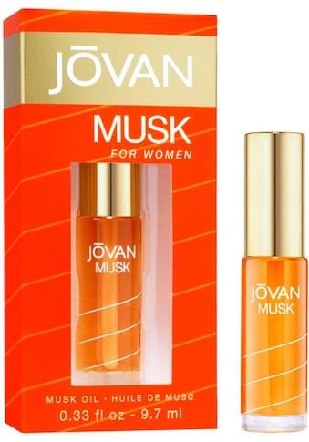 Jovan Öl-Parfüm »Musk« kaufen