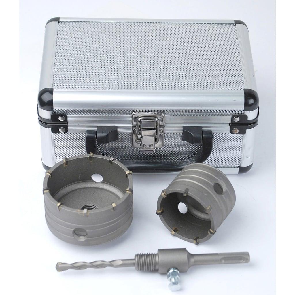 Brüder Mannesmann Werkzeuge Bohrersatz »(4-tlg.)«, (Set, 4 tlg.)