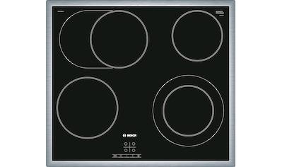 BOSCH Backofen - Set, Teleskopauszug nachrüstbar, ecoClean Direct kaufen
