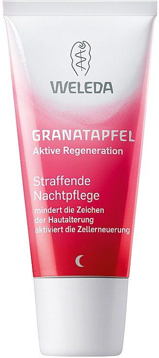 Weleda,  Granatapfel , Straffende Nachtpflege, 30 ml Preisvergleich