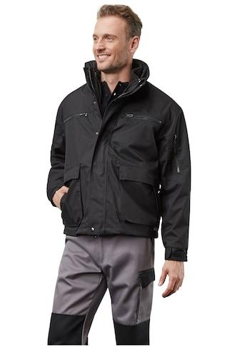 PIONIER WORKWEAR Wetterschutz - Blouson mit Kapuze kaufen