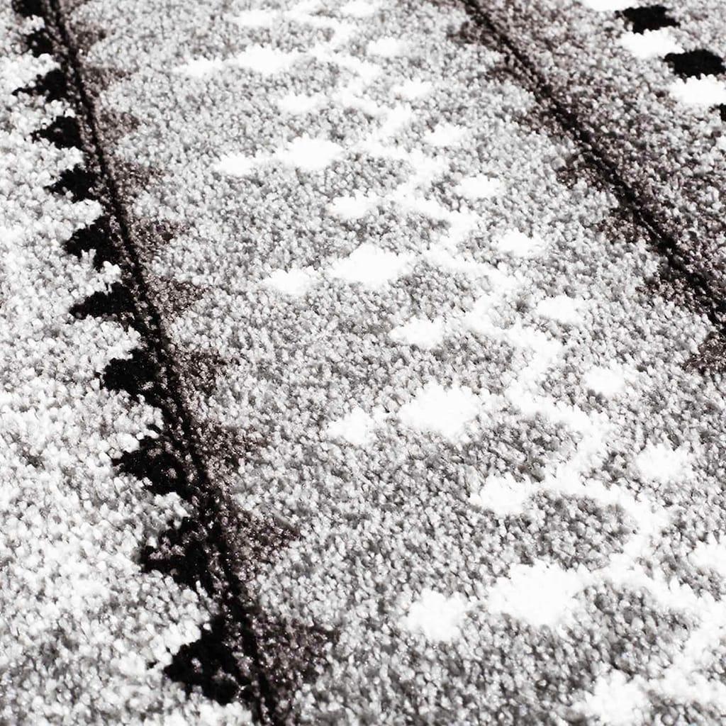 Carpet City Teppich »Moda 1136«, rechteckig, 11 mm Höhe, Kurzflor, Wohnzimmer