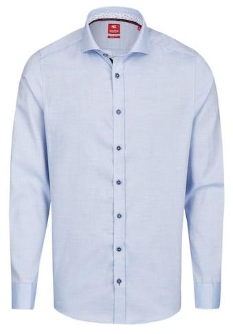 Pure City Baumwollhemd Langarm kaufen