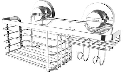 CORNAT Duschablage »3in1«, mit drei Befestigungsmöglichkeiten kaufen