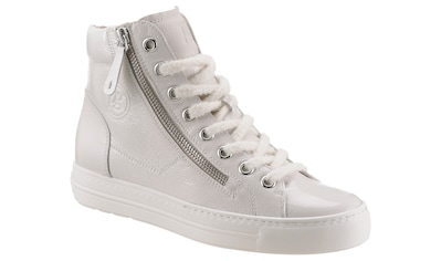 Paul Green Sneaker, mit gepolstertem Schaftrand kaufen