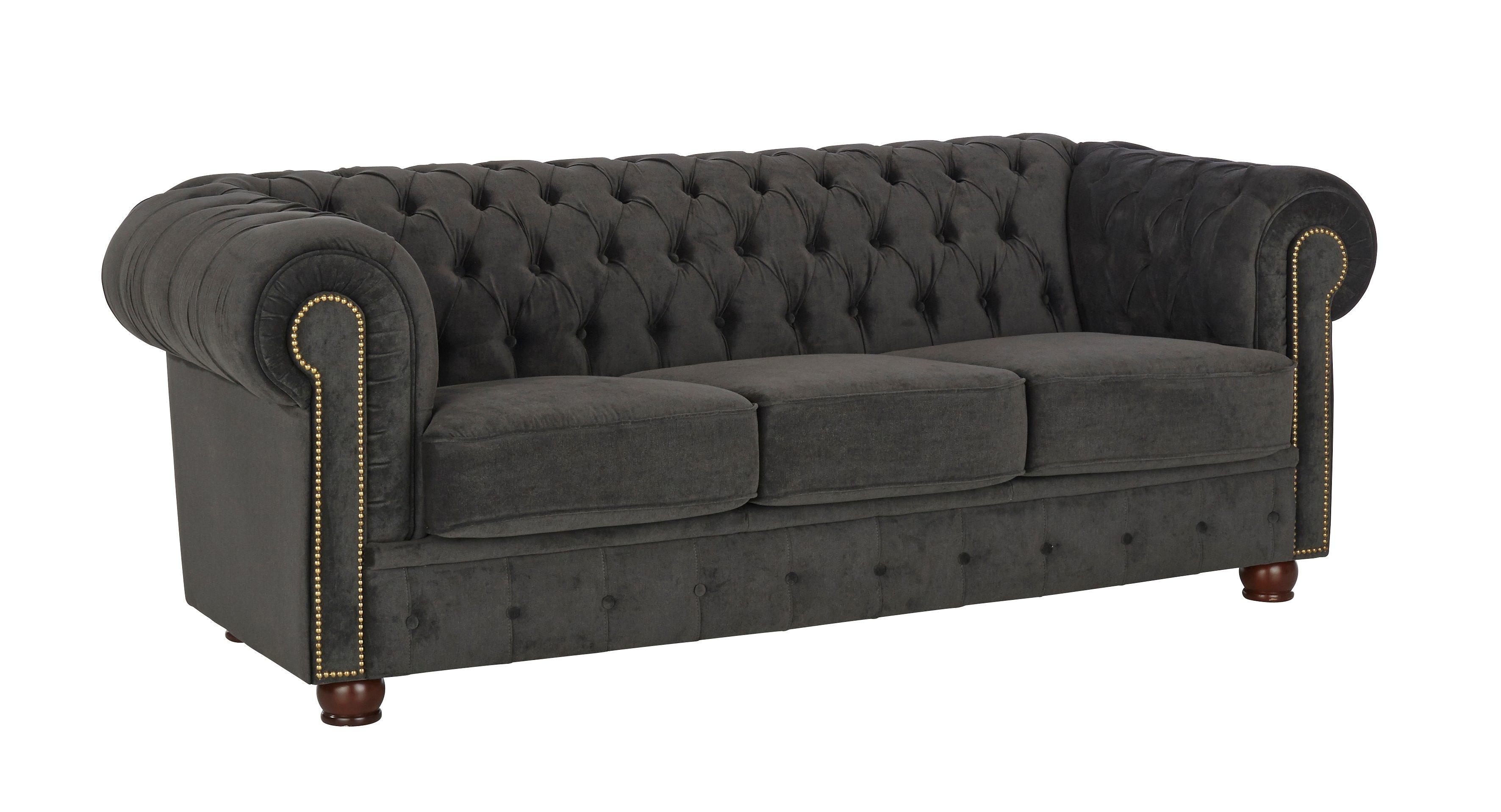 Max Winzer Chesterfield-Sofa Rover   Wohnzimmer > Sofas & Couches > Chesterfield Sofas   Max Winzer