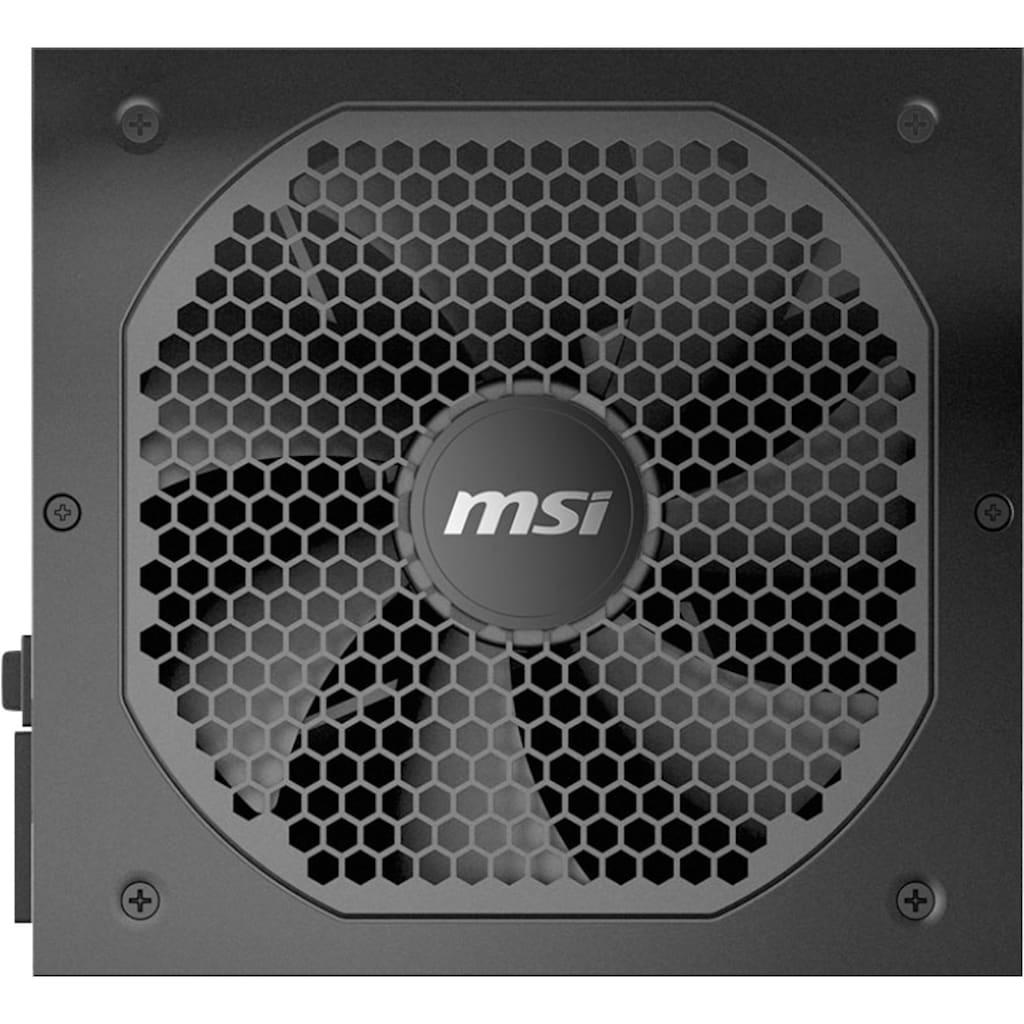 MSI PC-Netzteil »MPG A750GF«
