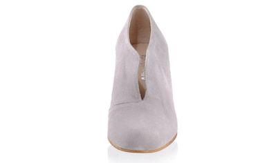 Alba Moda Stiefelette mit hochgezogenem V - Ausschnitt kaufen