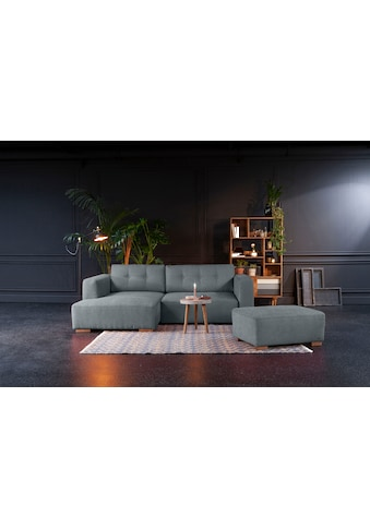 TOM TAILOR Ecksofa »HEAVEN CHIC S«, aus der COLORS COLLECTION, wahlweise mit... kaufen
