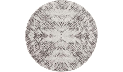 Teppich, »Noa 9295«, Carpet City, rund, Höhe 11 mm, maschinell gewebt kaufen