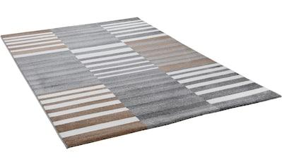 Gino Falcone Teppich »Monia 530«, rechteckig, 11 mm Höhe, Wohnzimmer kaufen