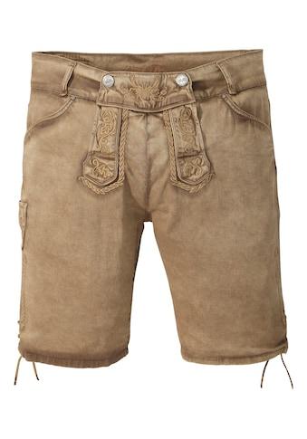 Hangowear Trachtenhose, Herren mit Latz kaufen