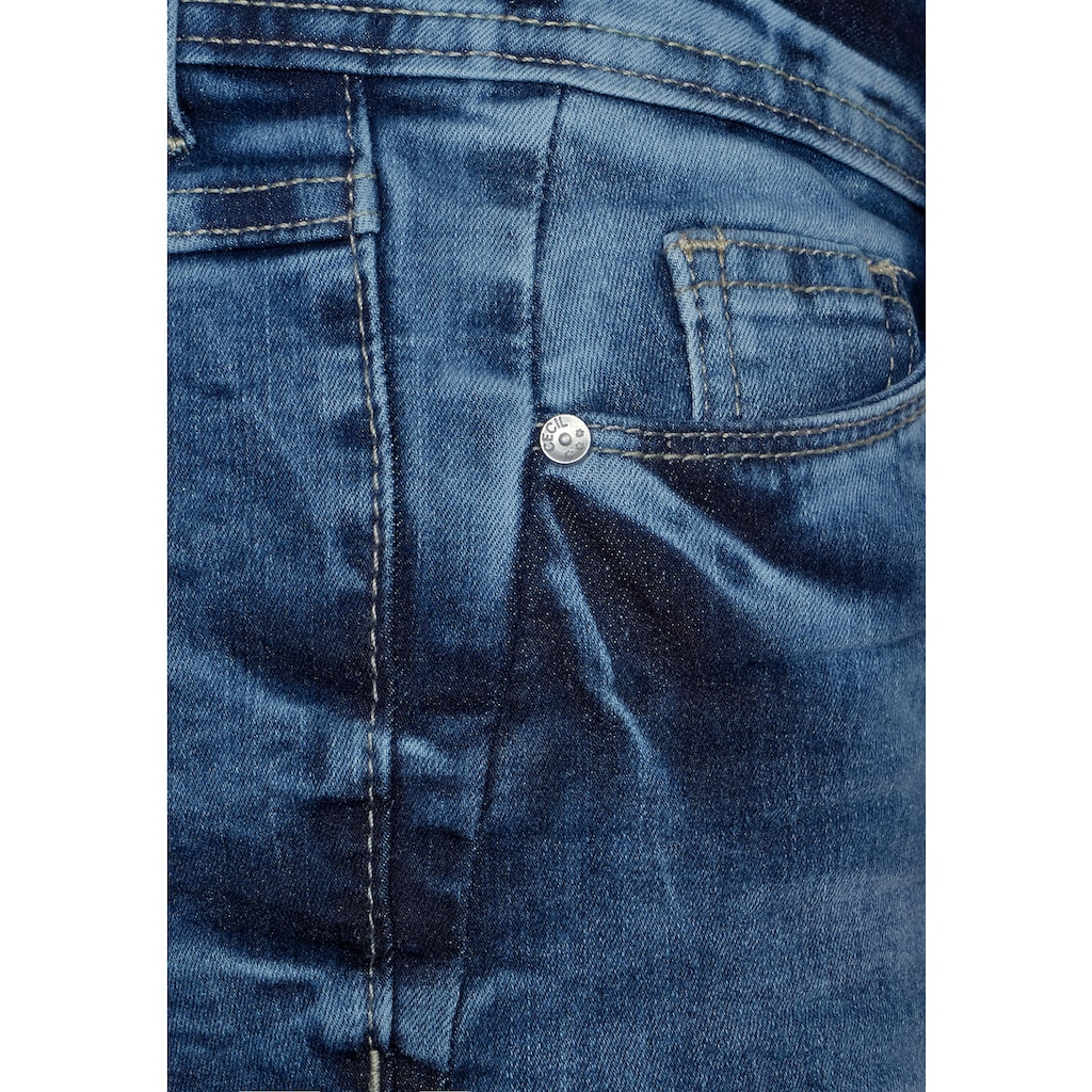 Cecil 7/8-Jeans, 5-Pockets Style