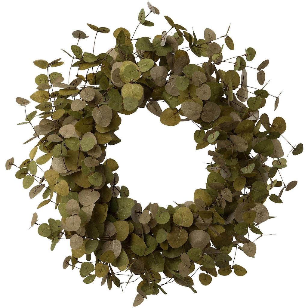 Dekokranz »AUTUMN«, Eukalypthus