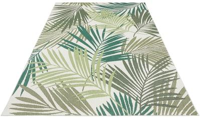 bougari Teppich »Vai«, rechteckig, 8 mm Höhe, In- und Outdoor geeignet, Wohnzimmer kaufen