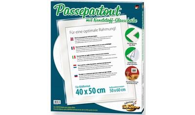 Schipper Bilderrahmen »Passepartout für Bildformat 40x50 cm«, Made in Germany kaufen