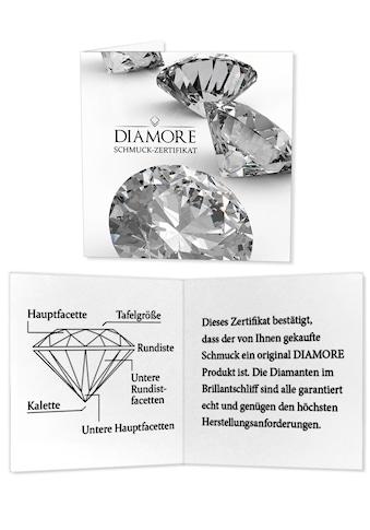 Diamore Diamantring »Verlobungsring Diamant (0.24 ct.) 585 Gelbgold« kaufen