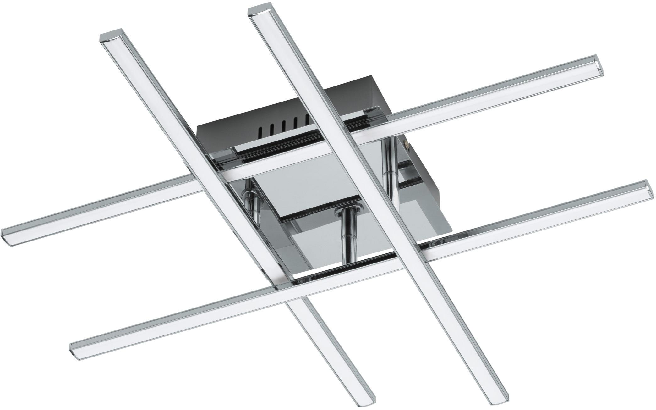 EGLO Deckenleuchte LASANA 1, LED-Board, Warmweiß, Deckenlampe