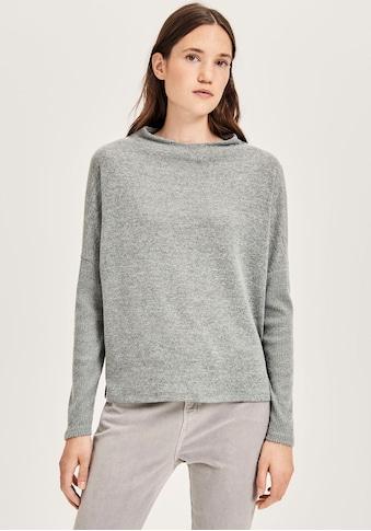 OPUS Langarmshirt »Shamina mindful« kaufen