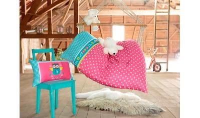 Kinderbettwäsche »Kleine Eule«, ADELHEID kaufen