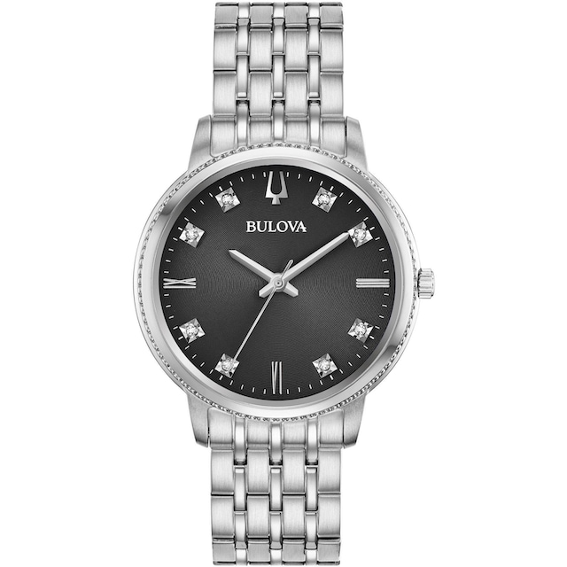 Bulova Quarzuhr »Diamond, 96P205«