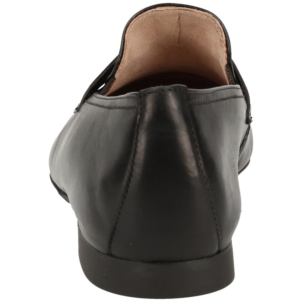 Paul Green Slipper »Glattleder«