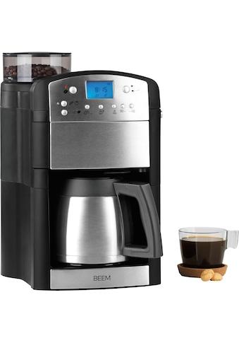 BEEM Kaffeemaschine mit Mahlwerk Fresh - Aroma - Perfect Thermolux kaufen