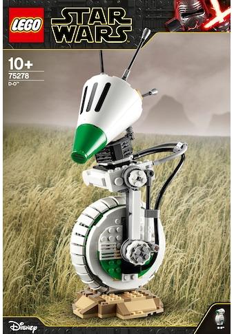 """LEGO® Konstruktionsspielsteine """"D - O™ (75278), LEGO® Star Wars™"""", (519 - tlg.) kaufen"""