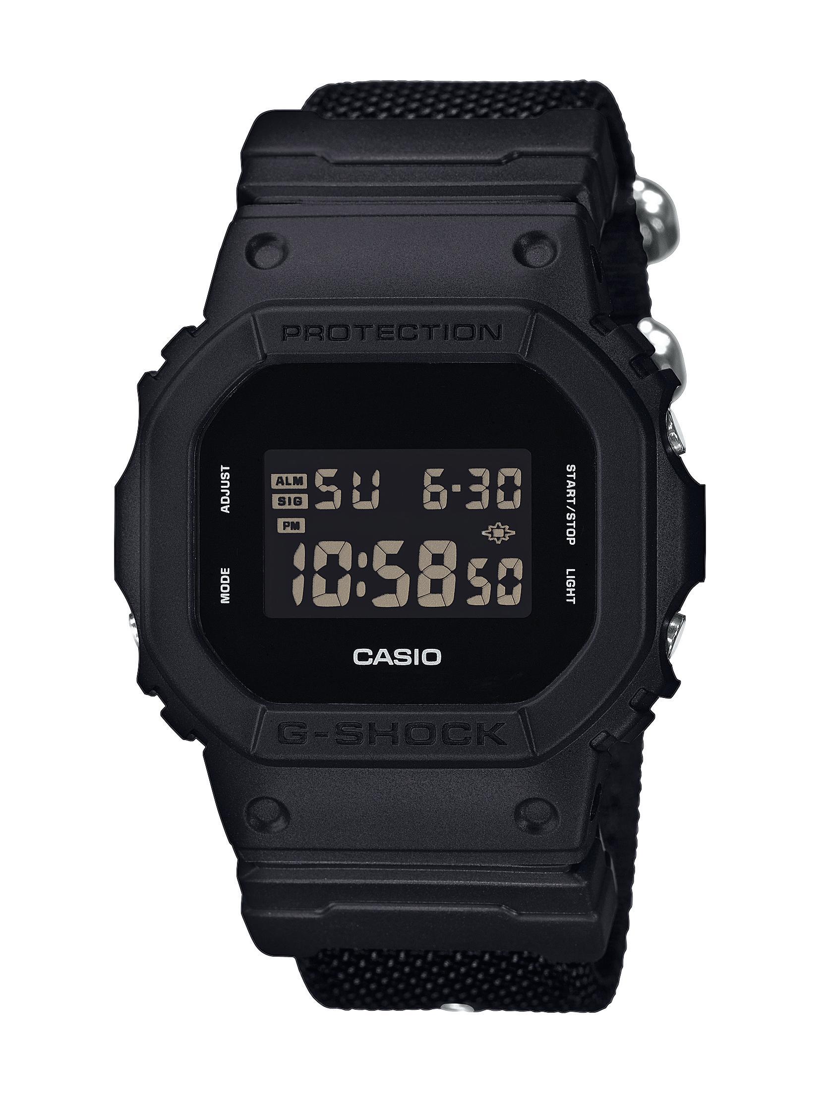 CASIO G-SHOCK Chronograph  DW-5600BBN-1ER  Preisvergleich