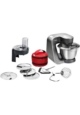 BOSCH Küchenmaschine HomeProfessional MUM59N26DE, 1000 Watt, Schüssel 3,9 Liter kaufen