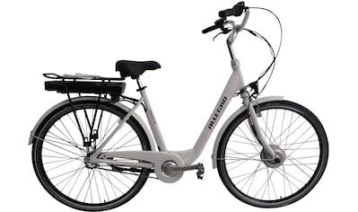 ALLEGRO E-Bike »Elegant 02 White«, 3 Gang, Shimano, Nexus, Frontmotor 250 W kaufen