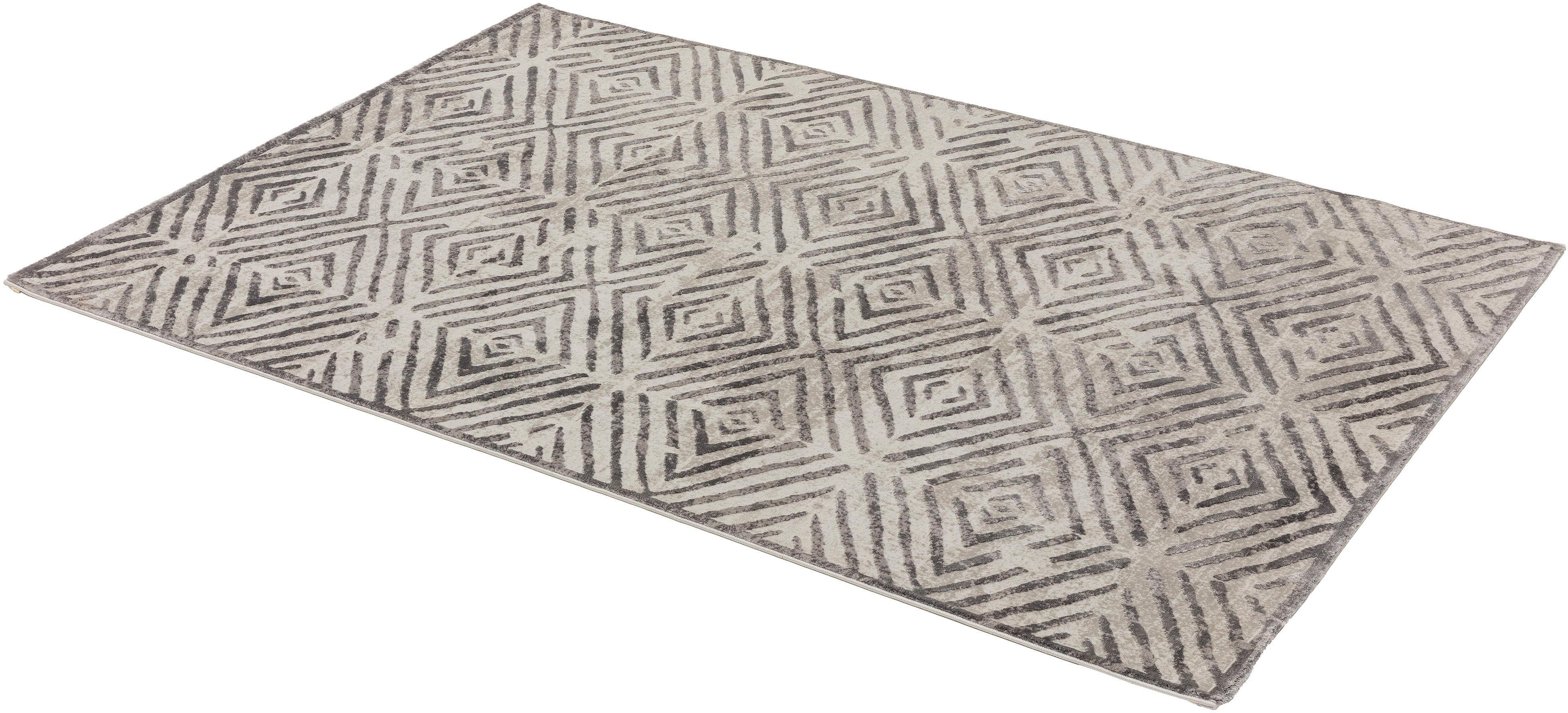 Teppich Brilliance 182 SCHÖNER WOHNEN-Kollektion rechteckig Höhe 10 mm maschinell gewebt