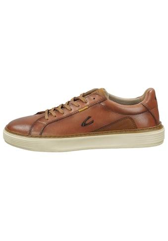 camel active Sneaker »AVON«, mit seitlicher Logoprägung kaufen