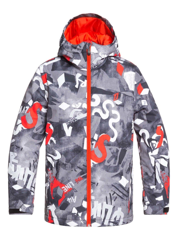 Quiksilver Snowboardjacke Mission   Sportbekleidung > Sportjacken > Snowboardjacken   Quiksilver