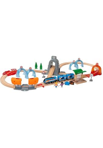 """BRIO® Spielzeug - Eisenbahn """"BRIO® Smart Tech Sound Action Tunnel Reisezug"""" (Set) kaufen"""