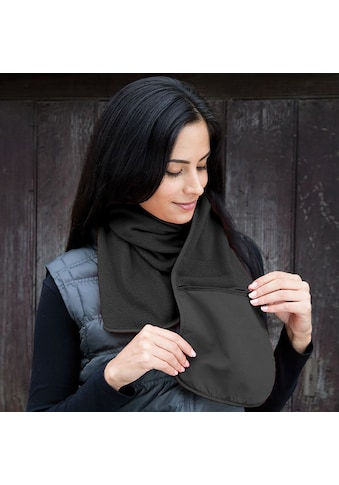 Result Fleeceschal »Active Anti-Pilling Fleece-Schal / Winterschal mit Reißverschlusstasche« kaufen