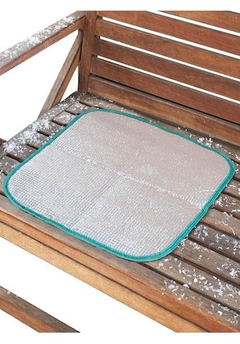 Wenko Thermo - Sitzkissen bietet Schutz vor Nässe und Kälte kaufen
