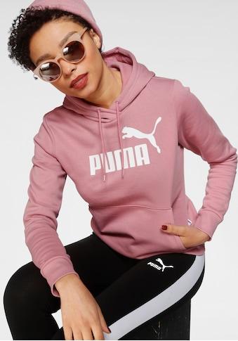 PUMA Kapuzensweatshirt »ESS Logo Hoody FL« kaufen