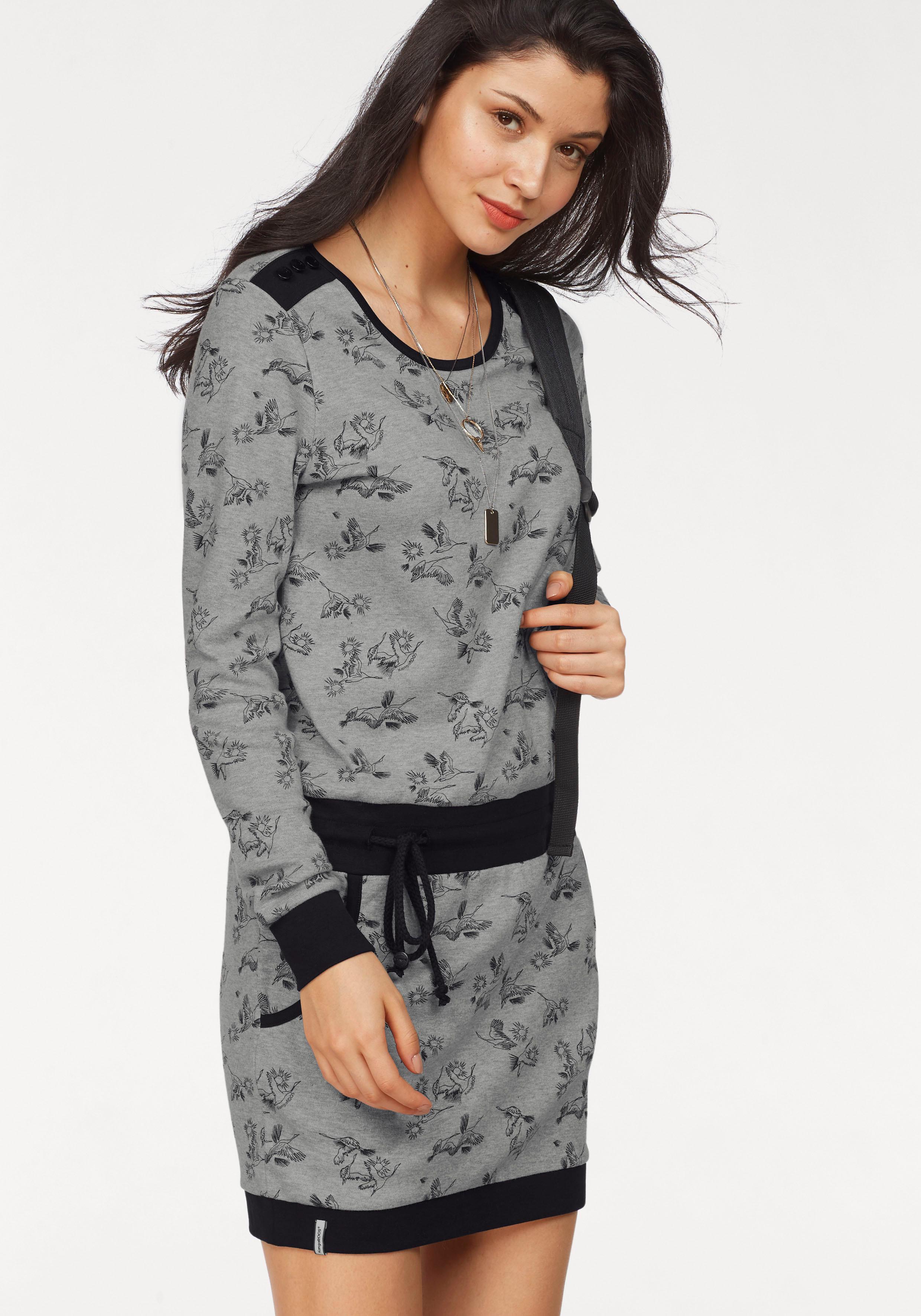 KangaROOS Shirtkleid Damenmode/Bekleidung/Kleider/Shirtkleider