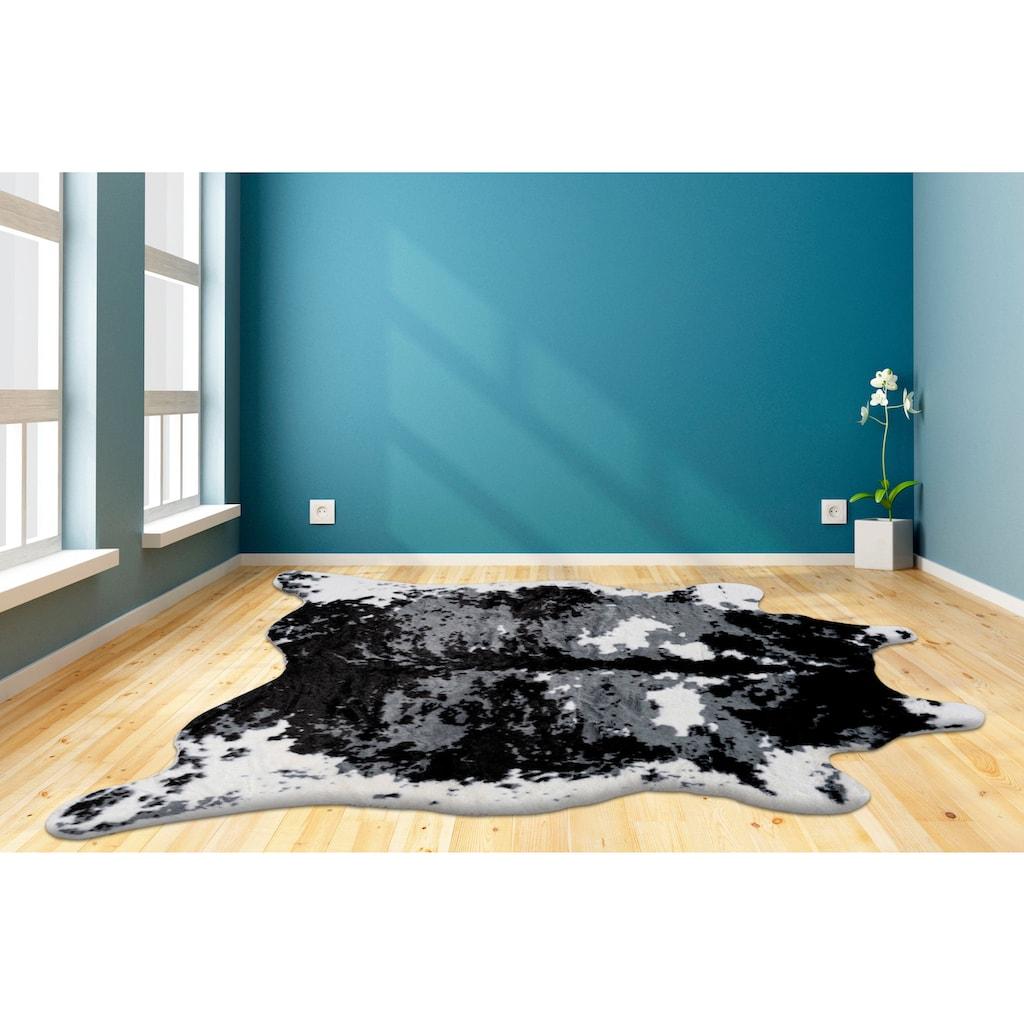 my home Teppich »Dilara«, rechteckig, 19 mm Höhe, Wohnzimmer