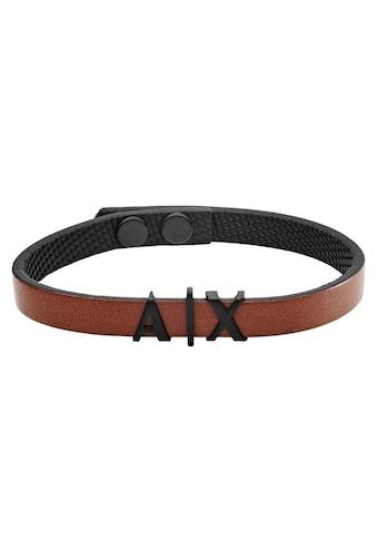 ARMANI EXCHANGE Armband »LOGO, AXG0054001« kaufen
