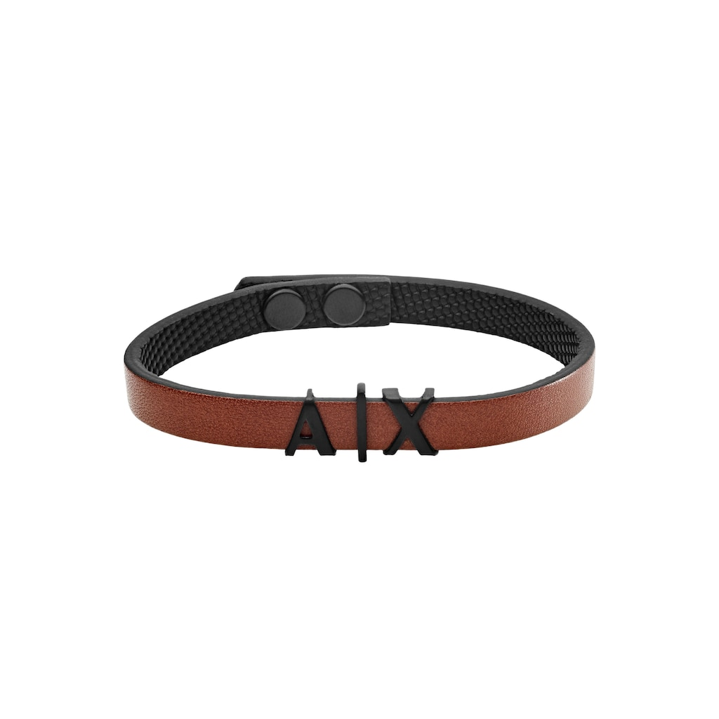 ARMANI EXCHANGE Armband »LOGO, AXG0054001«